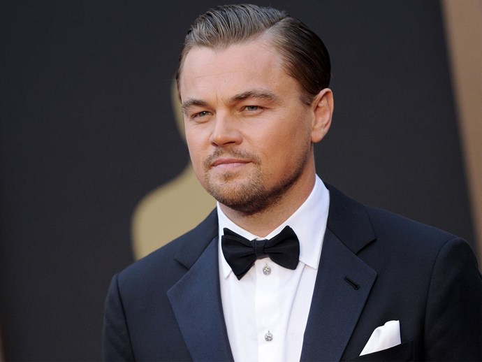 Leonardo DiCaprio wears a bum bag on holiday in Thailand