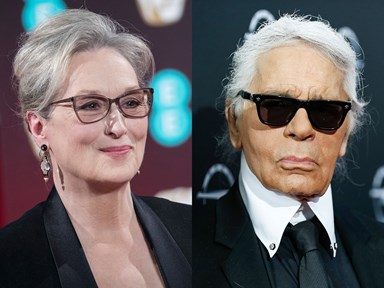 Meryl Streep responds to Karl Lagerfeld's accusation that she is cheap