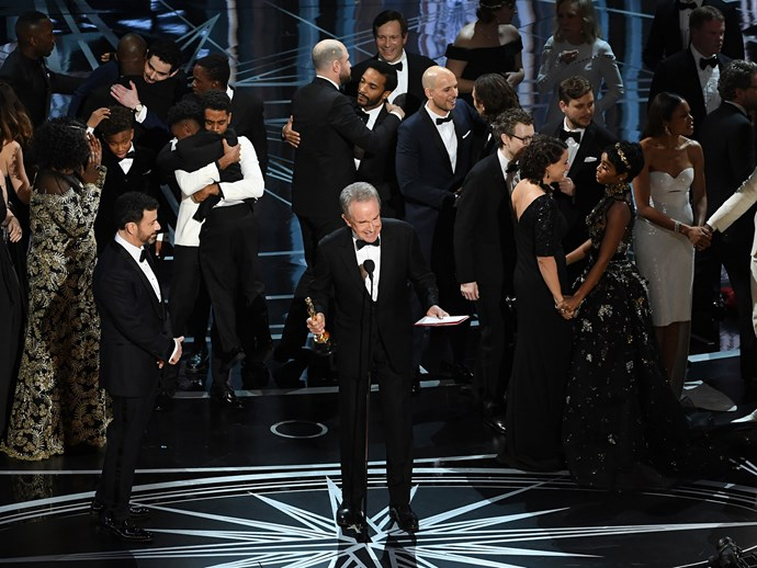 2017 Oscars Best Picture