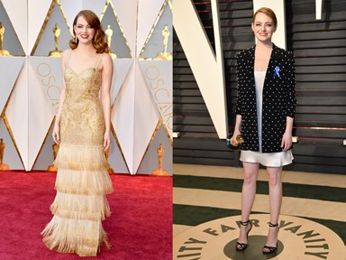 Oscars 2017: Mind-blowing after party style transformations