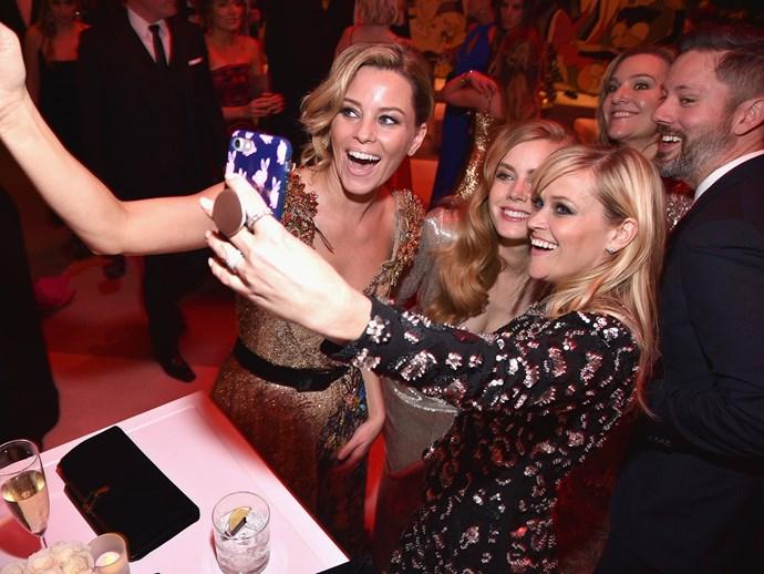 Vanity Fair Oscars Party 2017