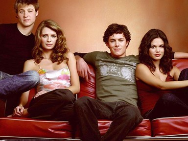 10 times the OC was just as dramatic behind the scenes