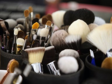 This Reddit user's hack for drying makeup brushes is so doable