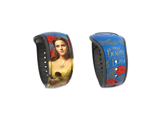 *Beauty and the Beast* MagicBand.