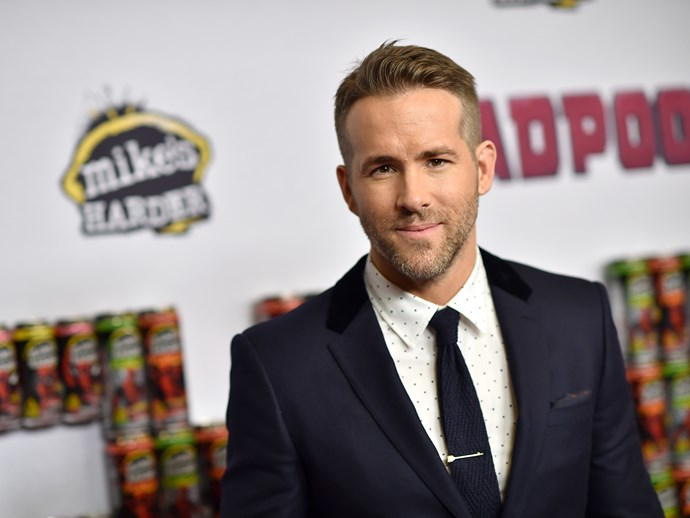 Please enjoy Ryan Reynolds' bare butt in the Deadpool 2 trailer