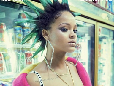 Rihanna is a damn kween in her Paper Magazine photoshoot