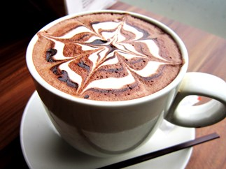Consuming chocolate and caffeine together has amazing health benefits