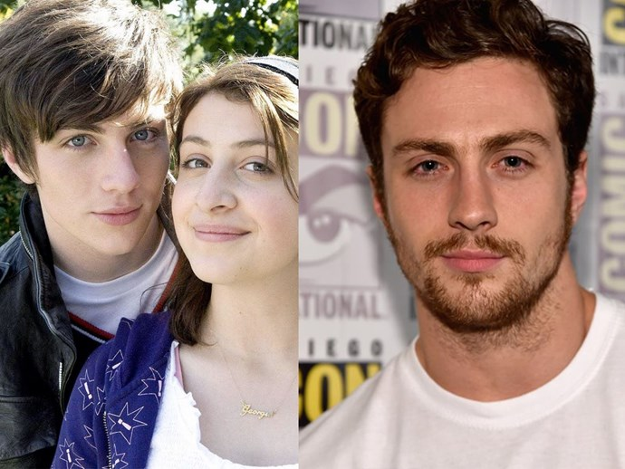 **Aaron Taylor-Johnson**