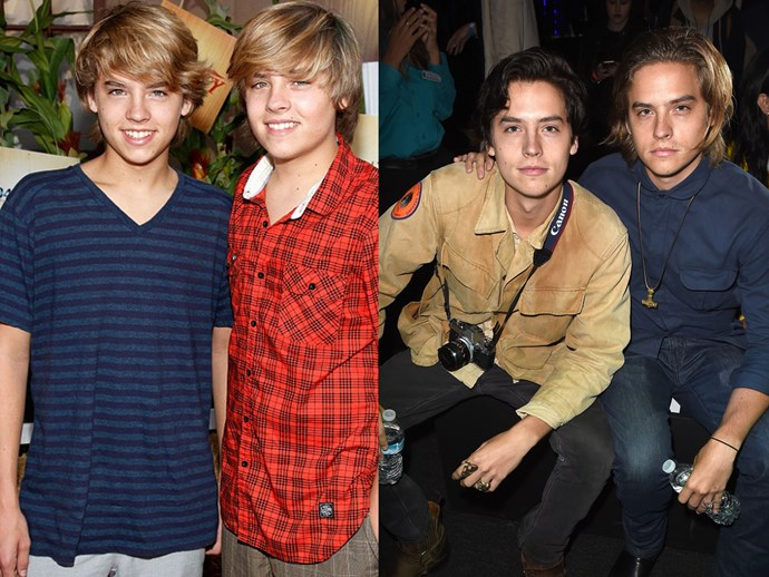 **Cole and Dylan Sprouse**