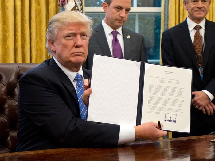 Donald Trump Muslim Ban 2