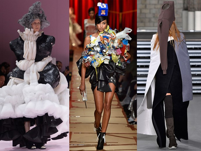 crazy fashion month looks