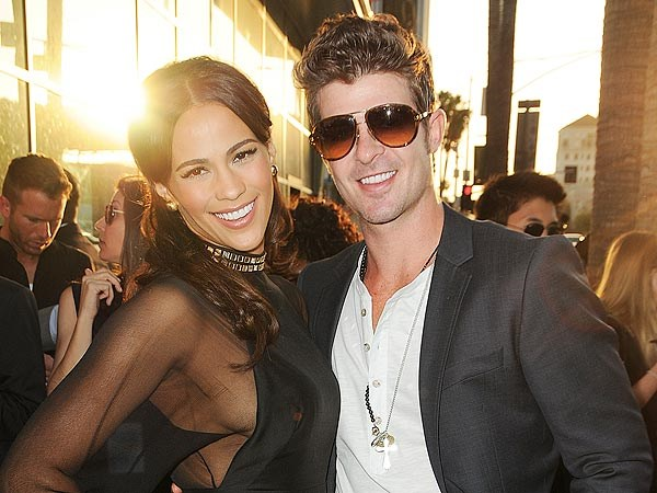 Robin Thicke ~tried~ (lol) to win back wife Paula Patton after their marriage took a tragic spin, and released an album called, yep, ya guessed it, *Paula.* (It did not work.)