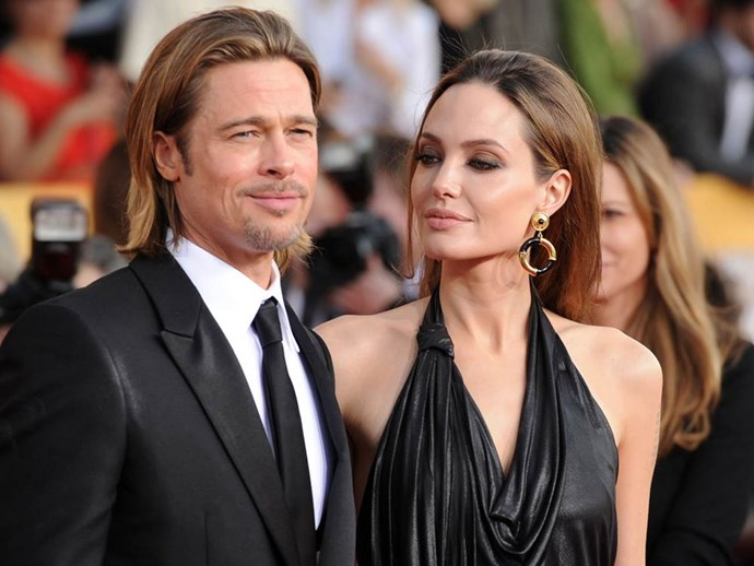 Back when all was well in the world (tearz,) Angelina Jolie spent $12.2 million on secluded heart-shaped island for Brad Pitt's 50th birthday.