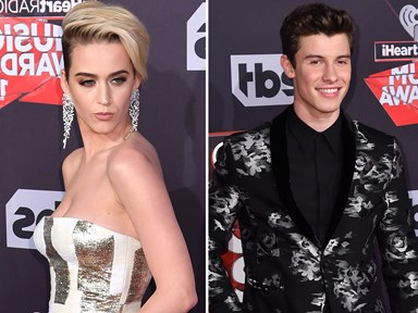 Fans are accusing Katy Perry of sexually harassing Shawn Mendes