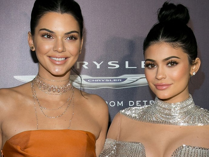 This Kendall and Kylie Jenner approved facial sounds fkn insane