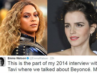 Emma Watson is wrong to dismiss critics of her Beyoncé comments
