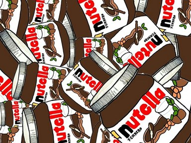 If you love Nutella, you're going to lose it over Nutella shots