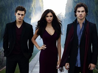 The cast of 'The Vampire Diaries' reveal what they stole from the set