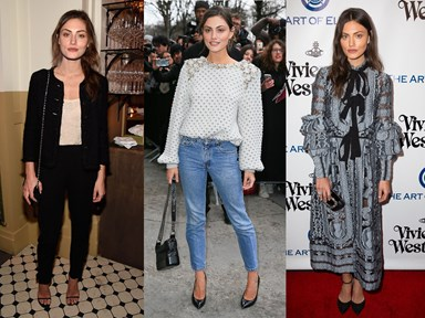 All the times Phoebe Tonkin was the most stylish human ever