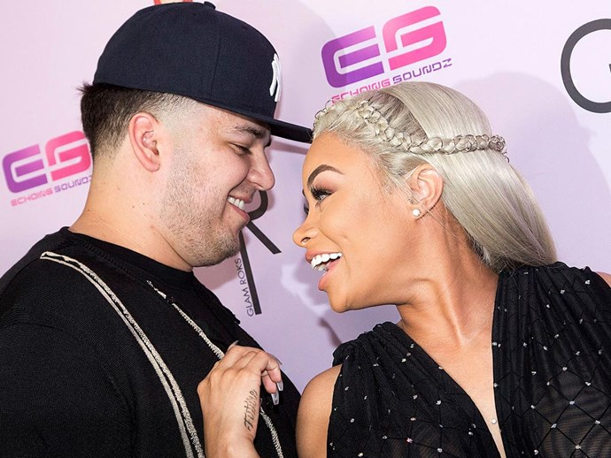 In unsurprising news, 'Rob & Chyna' has been put on hold