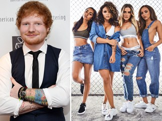 Ed Sheeran actually wrote Shape Of You for Little Mix