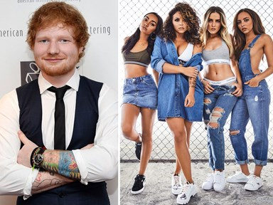 Ed Sheeran actually wrote Shape Of You for Little Mix - not just Rihanna