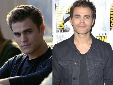Now-and-then photos of 'The Vampire Diaries' cast that prove they really are immortal