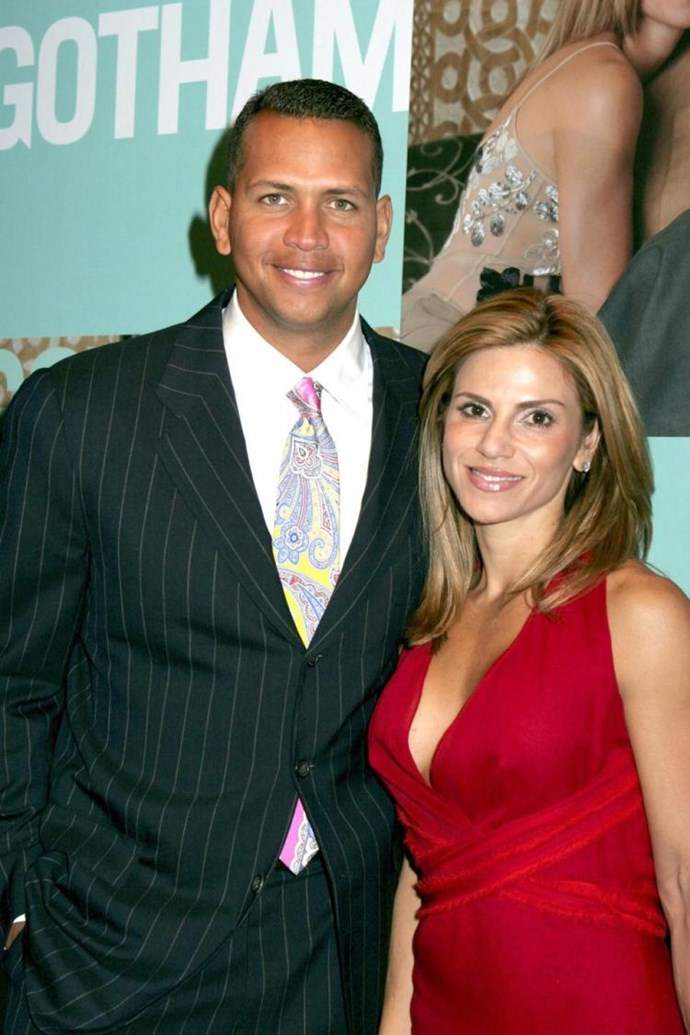 Alex was married to Cynthia Scurtis from 2002 to 2008. They have two daughters, Natasha and Ella.