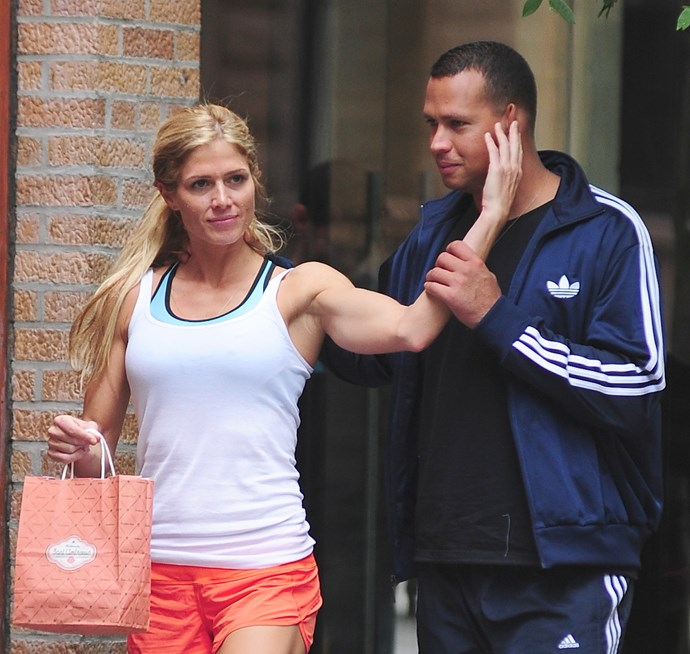 He was with former WWE wrestler Torrie Wilson from 2011 to 2015.