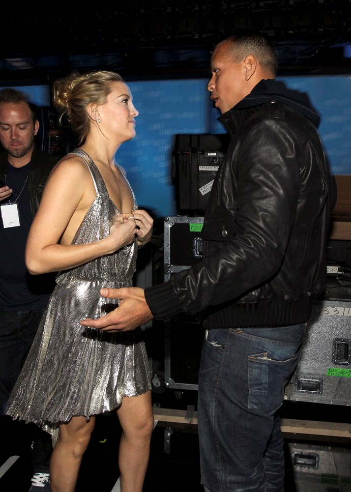 Kate Hudson also had a short romance with A-Rod in 2009.