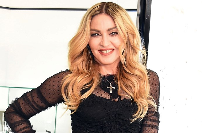 In 2008, the Yankees player was linked to Madonna.