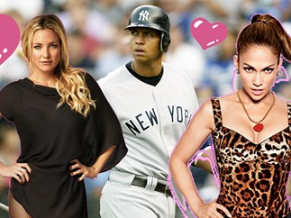 Jennifer Lopez's new man Alex Rodriguez has legit the best track record