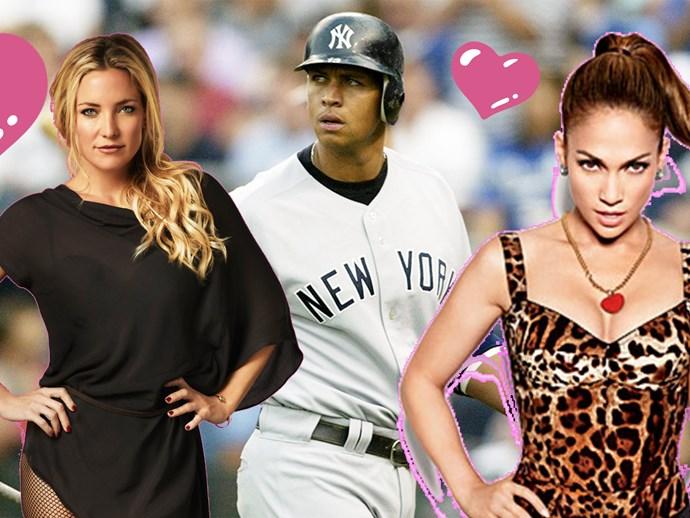 Jennifer Lopez's new man Alex Rodriguez has legit the best track record