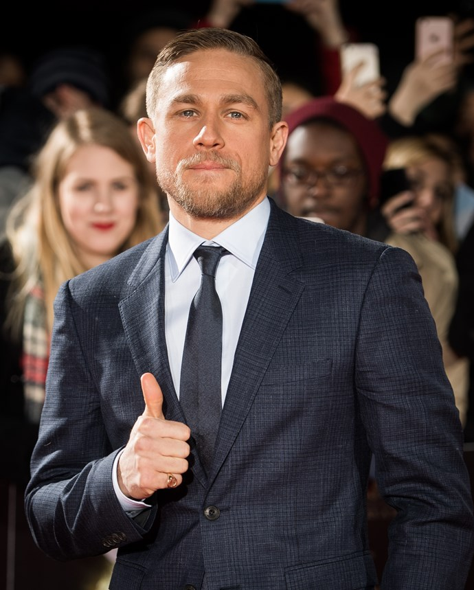 **If you're a: **Libra  **Best compatibility: **Aries  **Celeb boyf: ** Charlie Hunnam  Free-spirited Libras can come across as rudderless compared to other signs, however their love of fun is insatiable. Thus, an eccentric Libra would find solace in an equally wild Aries, and would make a loving pair that could take on the world (but watch out – these signs together will get up to no good!).
