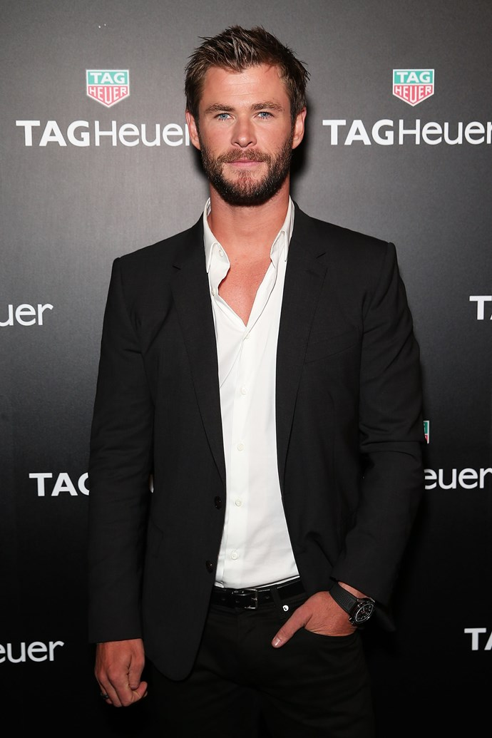 **If you're a: ** Aquarius  **Best compatibility: **Leo  **Celeb boyf: **Chris Hemsworth  Air sign Aquarius are known for their individuality, style and effervescence, and therefore would be best matched to signs that assist them in their quest for creative greatness – for example, a proud and protective Leo, who can help them shed their timidness and discover new things, both in life and in love (yes, we mean in the sack!).