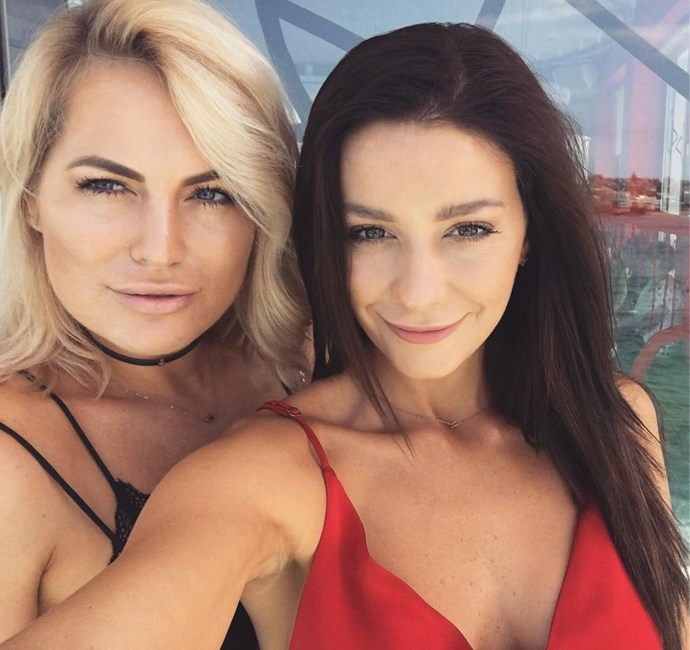 Keira Maguire from *The Bachelor* 2016 is good friends with Lisa Hyde from *The Bachelor* 2014.