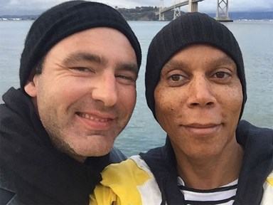 RuPaul marries his boyf of 23 years because the world isn't always a dark, cruel place