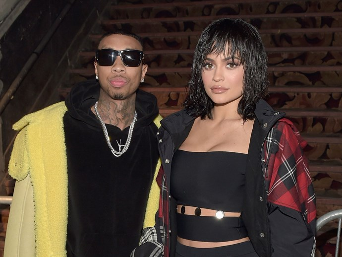 Kylie Jenner and Tyga have not split up
