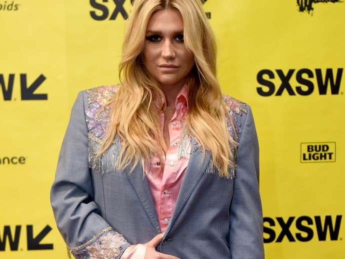 "Kesha opens up about her eating disorder: ""They were surprised that I hadn't had a stroke"""