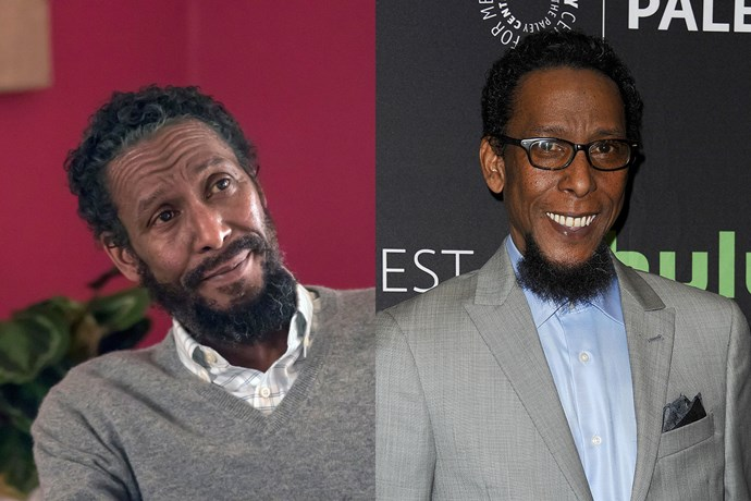 While we're talking about *This Is Us*, Ron Cephas Jones, who breaks our hearts as William in every episode, looks very different in real life with that facial hair situation.