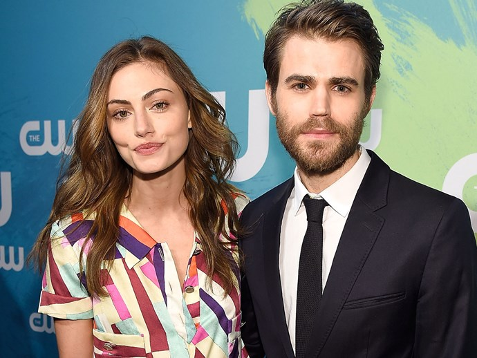Paul Wesley and Phoebe Tonkin hang out after break-up