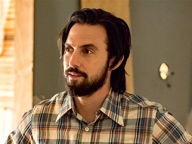 Milo Ventimiglia started tearing up talking about how his own Dad is basically Jack from 'This Is Us'
