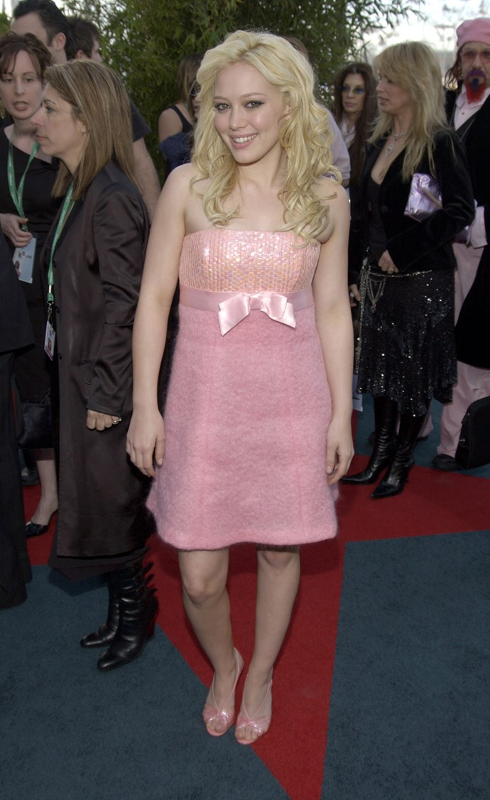 Throwback to the time when Hils channelled *Legally Blonde* like a BOSS.