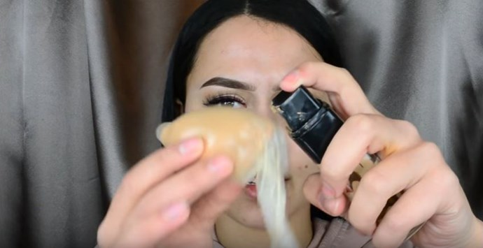 "**Condom**   Many a beauty vlogger, including [Laila Tahri](https://www.youtube.com/watch?v=61izw3qLbek|target=""_blank""