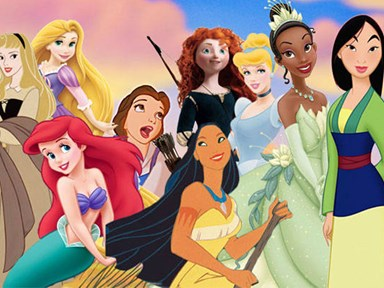 Disney could be making an 'Avengers' style movie with princesses and SLAY MULAN, SLAY!