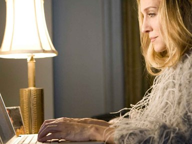 I text 15 guys on Tinder using only Carrie Bradshaw quotes and here's what happened