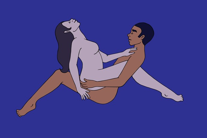 **Capricorn**  Serious but loyal Capricorn women are insatiable when it comes to sex, so a girl on top with both of you sitting up with your legs intertwined is perfect for you. You get the emotional connection you want, plus the physical ecstasy you crave.
