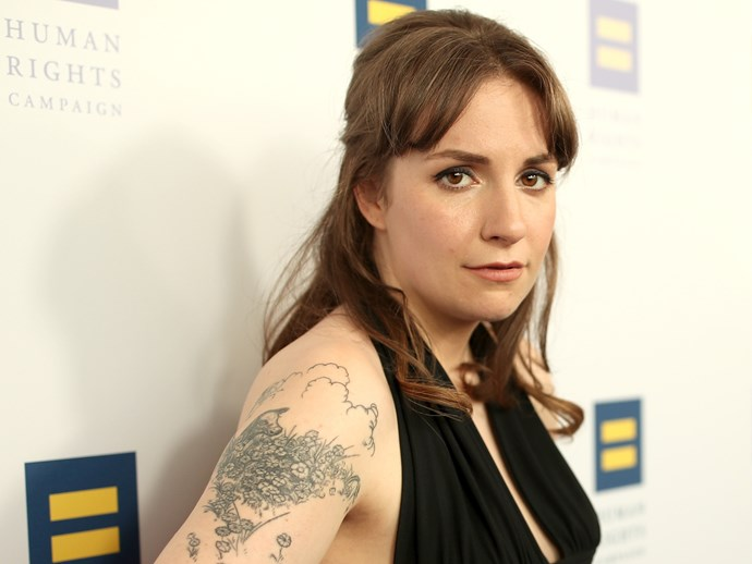 Lena Dunham hits back at haters that said her weight loss wasn't 'body positive'