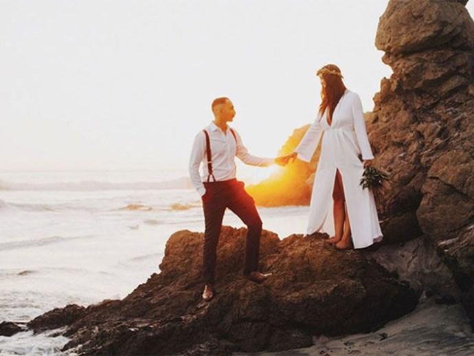 fairy tale wedding photos