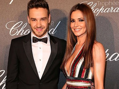 Liam Payne and Cheryl Cole are officially parents